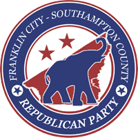 Franklin-Southampton Republican Party Seal